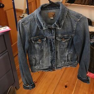 AE Jean jacket!